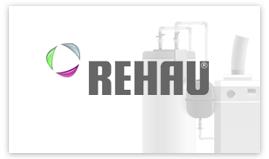 оборудование rehau