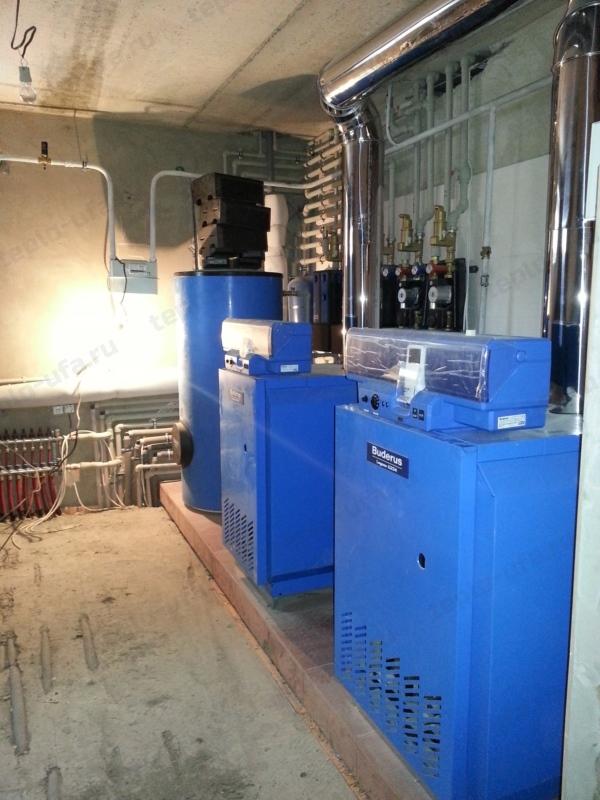 монтаж водоснабжения2 инорс 590 м2