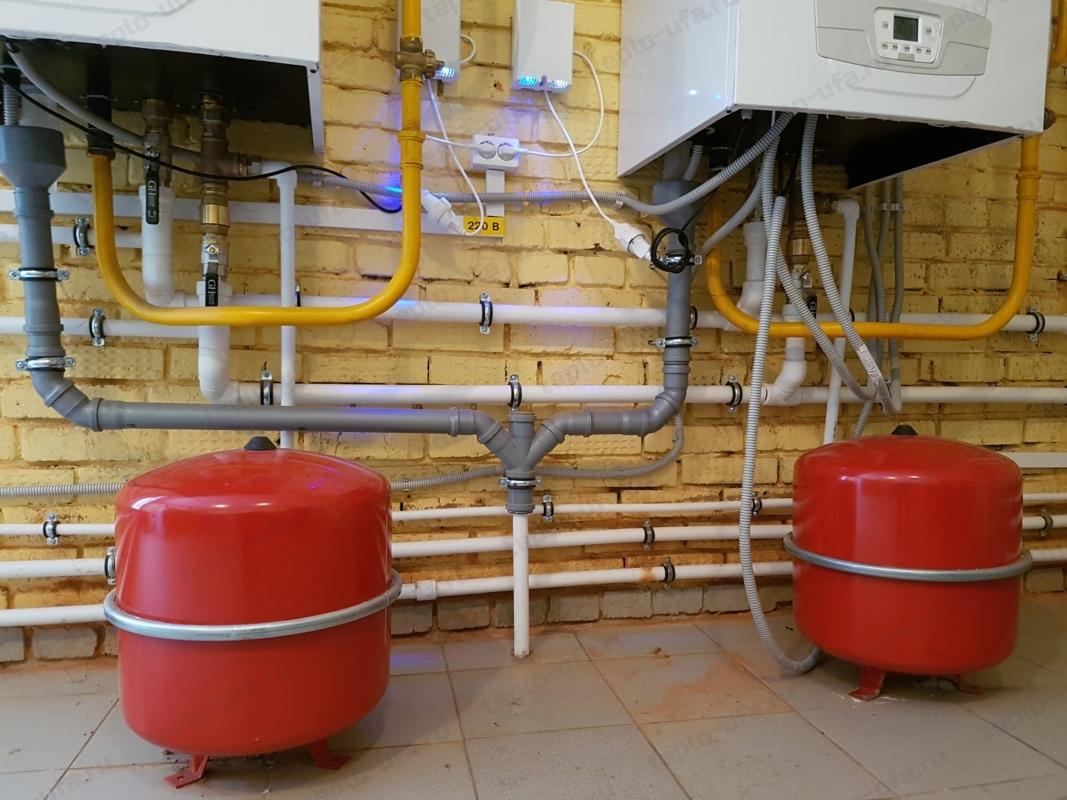 монтаж отопления павловка - 3