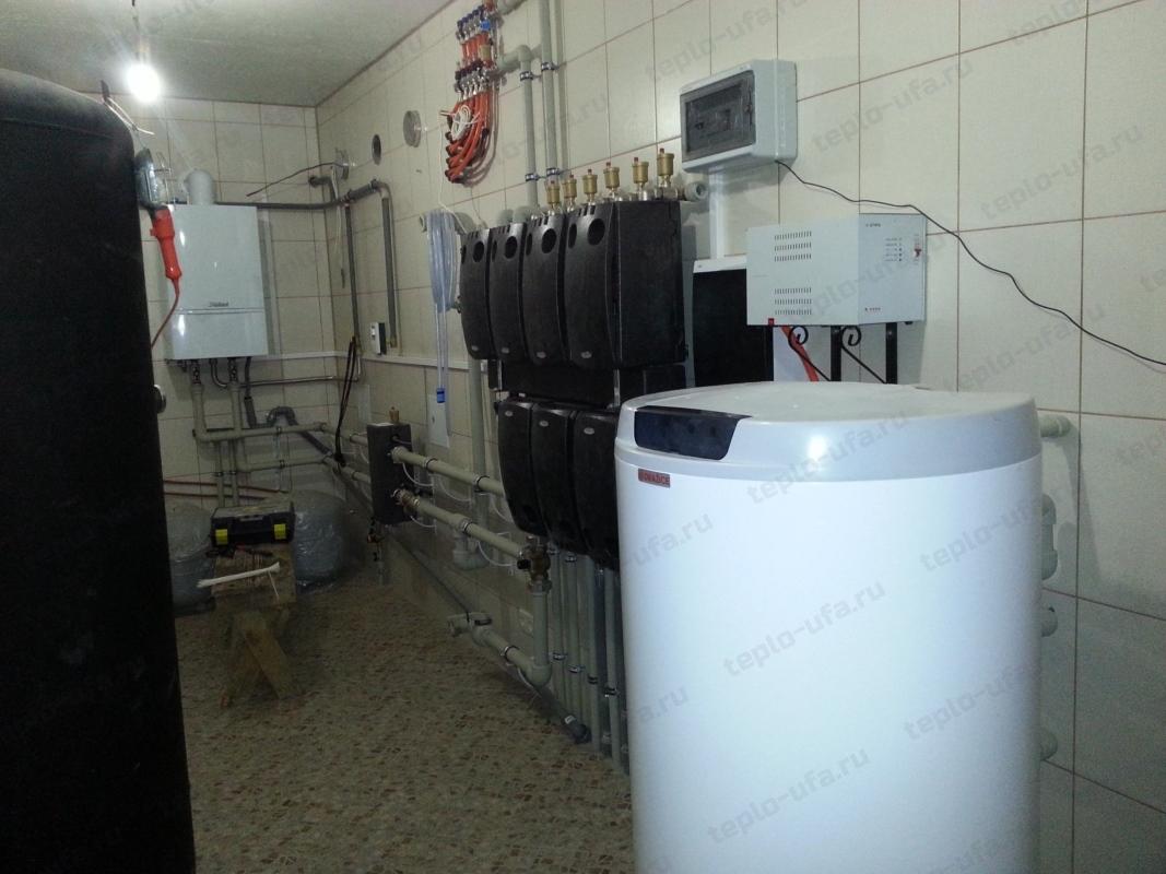 монтаж отопления жуково - 3