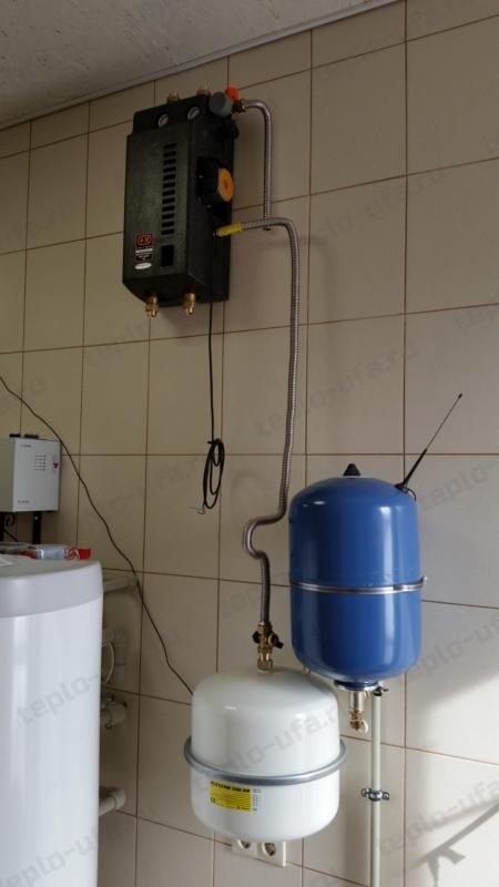 монтаж отопления жуково - 5