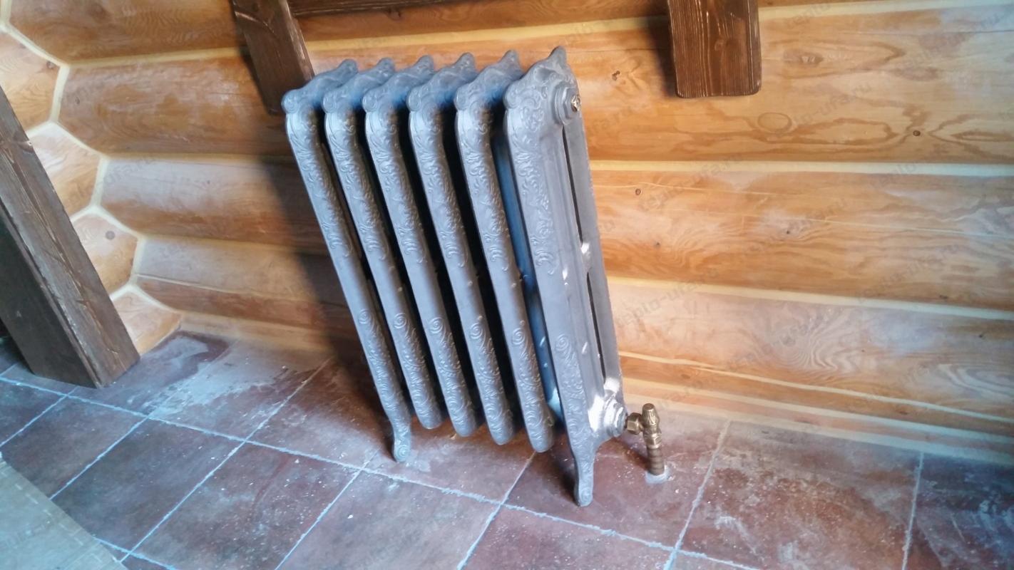 монтаж радиаторов акбердино 170 м2 - 3