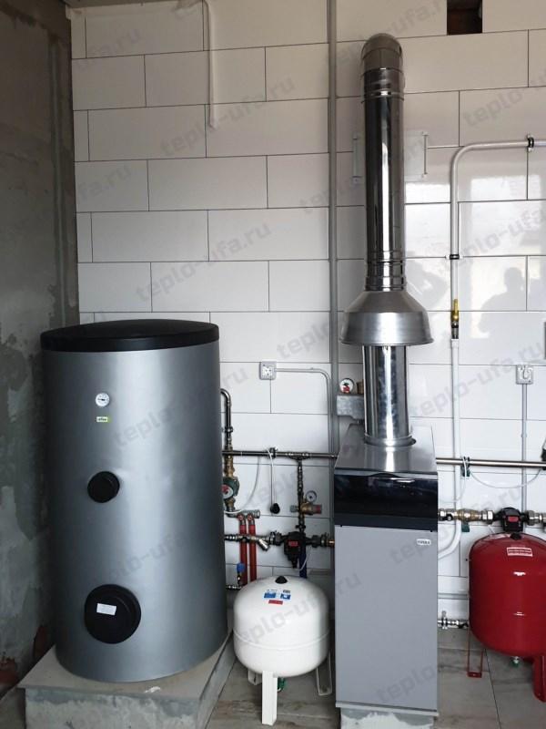 монтаж отопления бирск