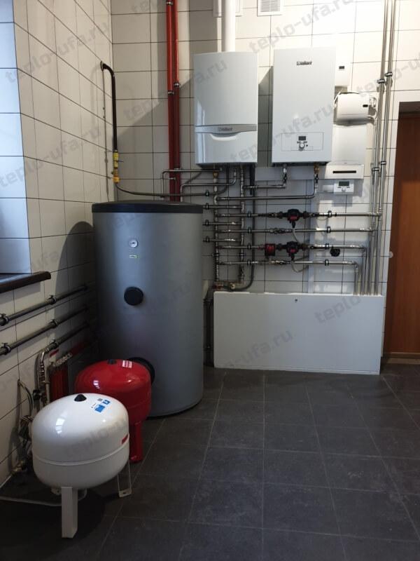 монтаж отопления нагаево - 3