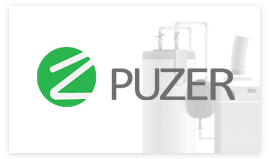 puzer logo