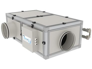 вентиляция бассейна breezart 1000 aqua pool mix